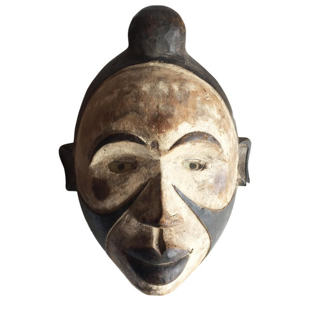 Wondrous Superb African Igbo Mask Nigeria 11 5 H Forskolin Free Trial Chair Design Images Forskolin Free Trialorg