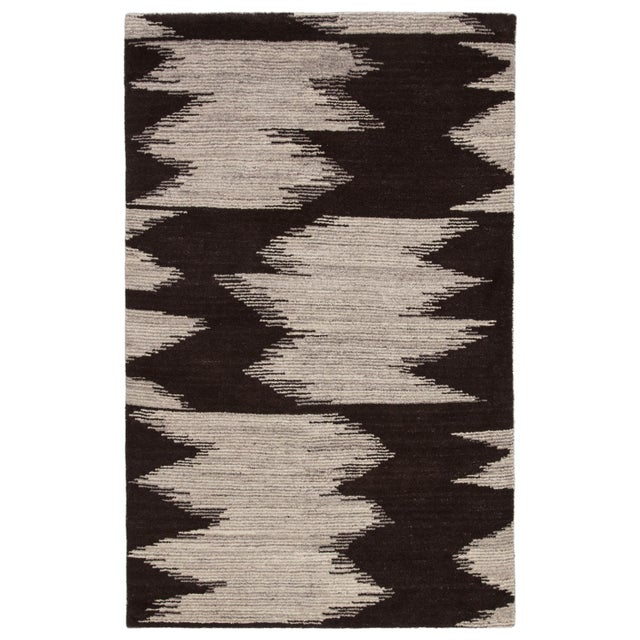 Jaipur Living Ozark Hand-Knotted Geometric Area Rug - 5′ × 8′ For Sale In Atlanta - Image 6 of 6