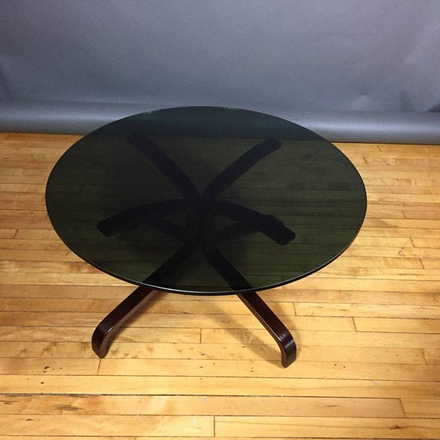 Mid-Century Modern Sigurd Ressell Falcon Table for Vatne Møbler, Norway, 1970s For Sale - Image 3 of 7