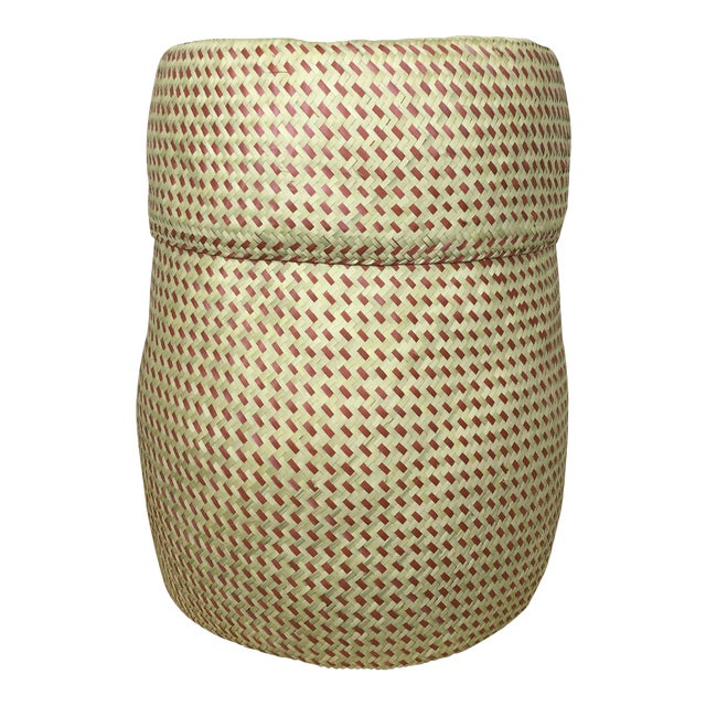 Oaxacan Palm Basket - Image 1 of 5