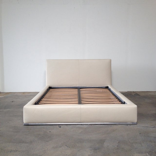 B&B Italia Marcel Queen Bed For Sale - Image 7 of 7