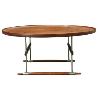 Jens Quistgaard for Nissen Rosewood Cocktail Table For Sale