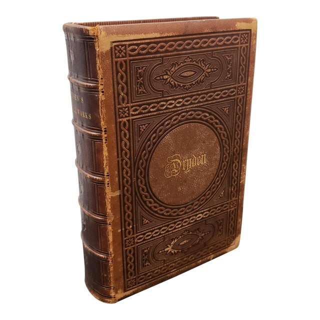 """""""The Poetical Works of John Dryden"""" Book by Rev. George Gilfillan (1857) For Sale"""