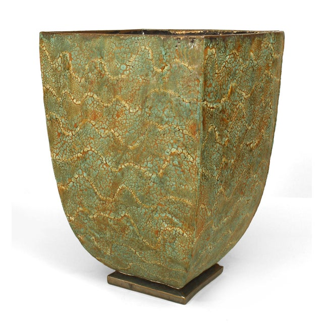 American Post-War Design Large Jardiniere, by Gary DiPasquale For Sale - Image 4 of 4