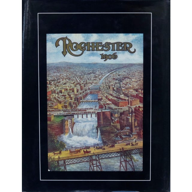 Rochester, A Pictorial History by Ruth Rosenberg-Naparsteck. Published by The Donning Company of Norfolk/Virginia Beach in...