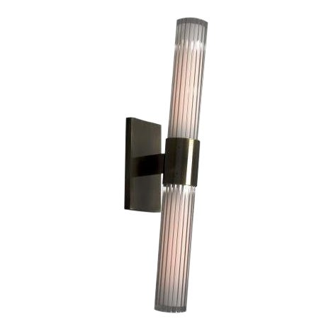 The Dixie Wall Sconce by Trella For Sale