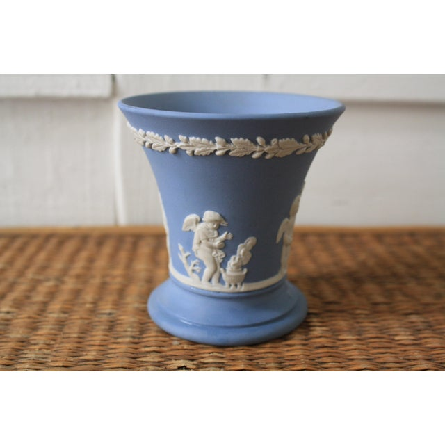 Wedgwood Jasperware Vase Chairish