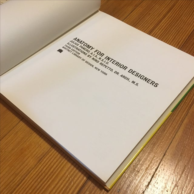 1977 Anatomy for Interior Designers, Third Edition - Image 3 of 10