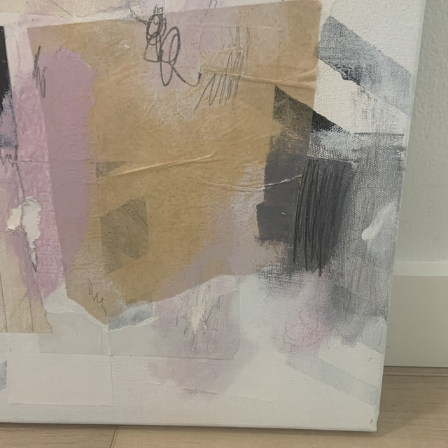 2020s Contemporary Modern Abstract Mixed-Media Painting by Ross Severson For Sale - Image 5 of 8