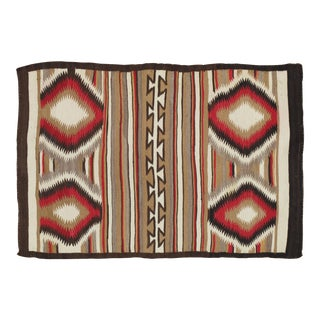 Vintage Navajo Rug, 2'10x4'4 For Sale