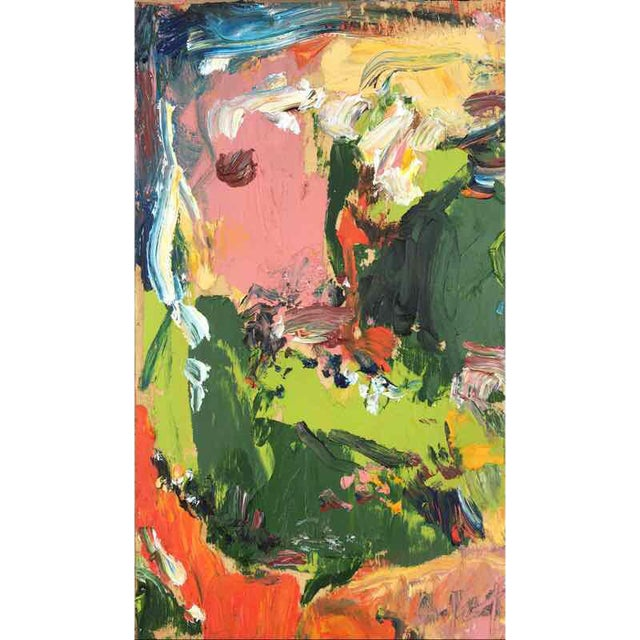 Sean Kratzert 'Mountainside' Oil Painting For Sale