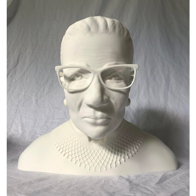Ruth Bader Ginsberg Bust For Sale In Dallas - Image 6 of 11