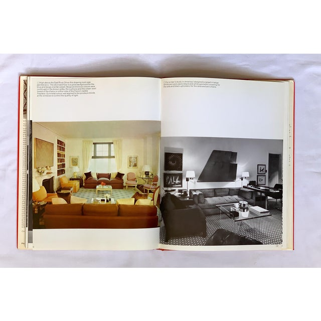"Red ""David Hicks on Home Decoration"" 1st Edition David Hicks Book 1972 For Sale - Image 8 of 10"