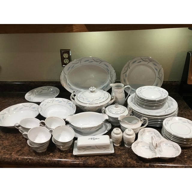 China Royal Wheat Dinnerware - 48 Pieces For Sale - Image 6 of 9
