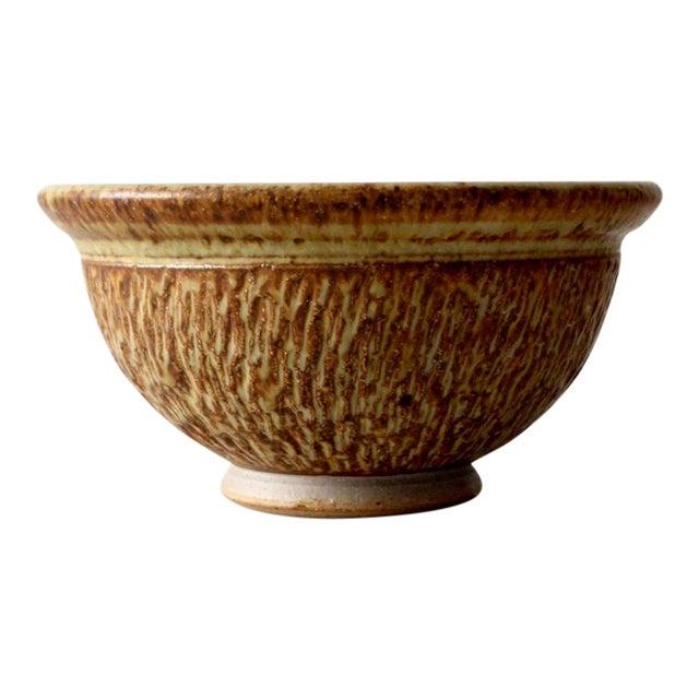 Vintage Studio Pottery Bowl - Image 1 of 7