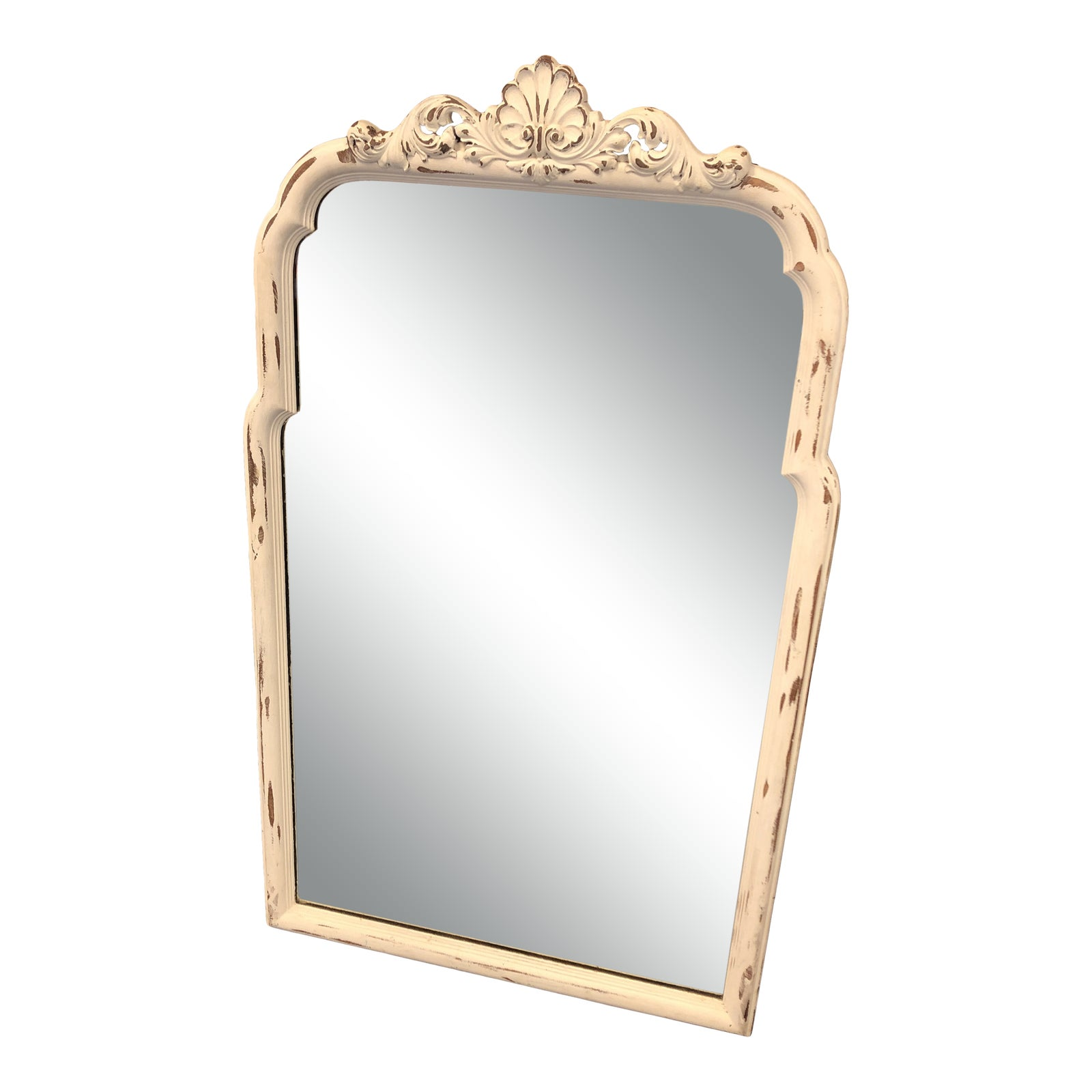 1930s Vintage Wall Mirror Chairish