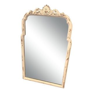 1930s Vintage Wall Mirror For Sale