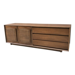 R-Way Mid Century Low Profile Dresser For Sale