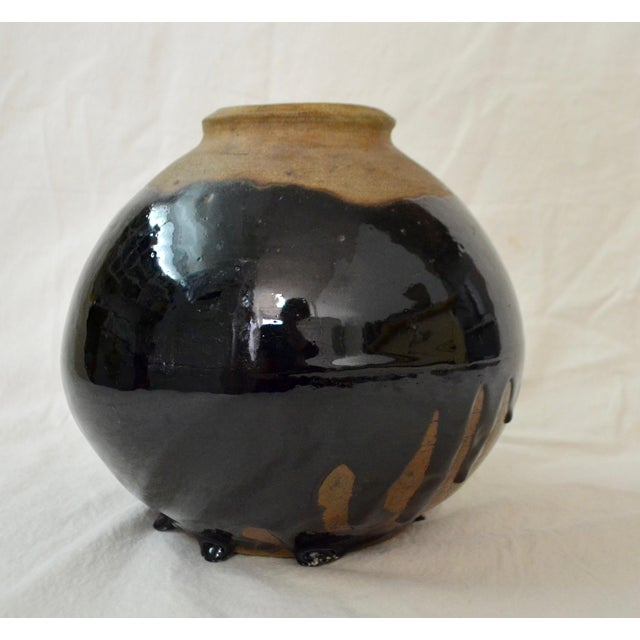 Vintage Hand Thrown Studio Pottery Vase - Image 5 of 11