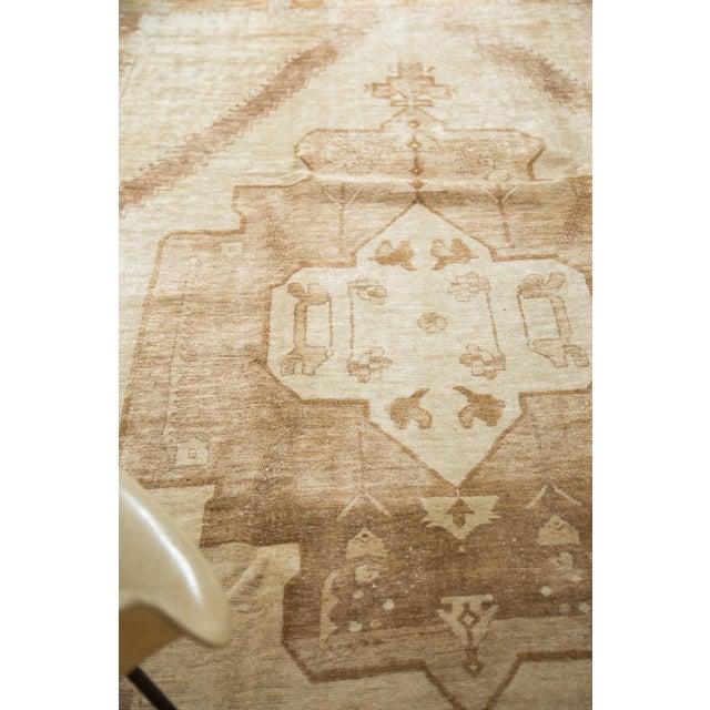 Vintage Turkish Oushak Carpet - 6′2″ × 10′2″ - Image 6 of 9