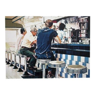Tiled Lunch Counter by Ralph Goings