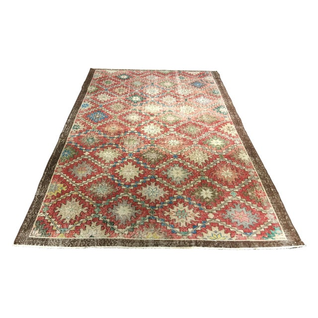 "Zeki Muran Turkish Rug - 5'6"" x 8'10"" - Image 1 of 8"