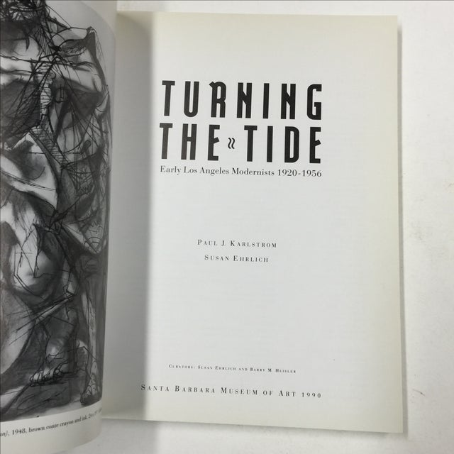 Contemporary Turning the Tide Early Los Angeles Modernists Art For Sale - Image 3 of 11