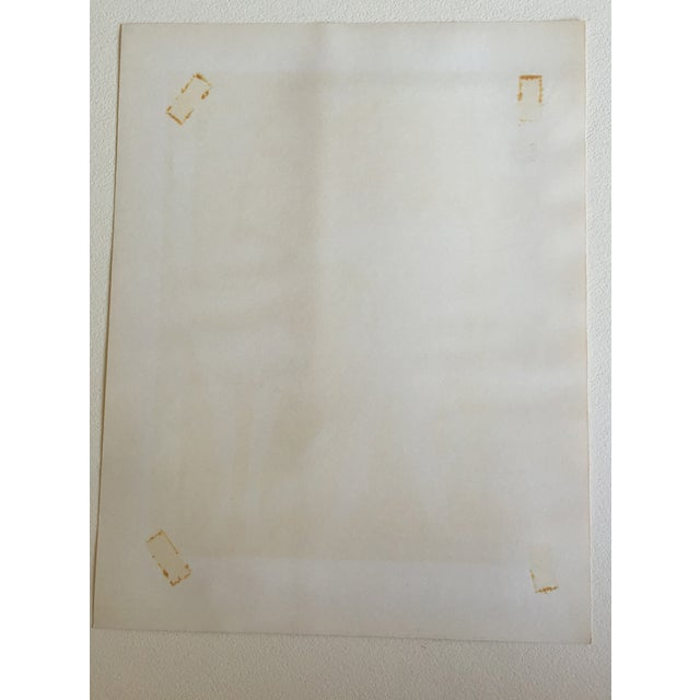 Diego Rivera Lithograph, 1946 - Image 5 of 6