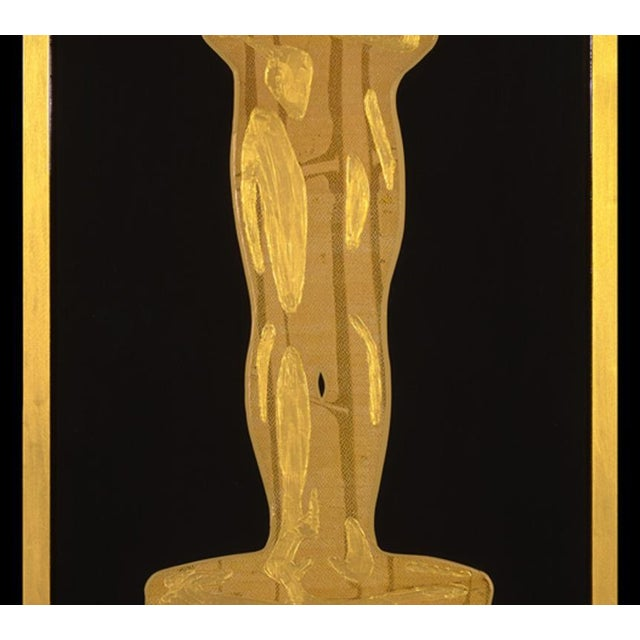 Federal Golden Oscar by Mauro Oliveira For Sale - Image 3 of 6