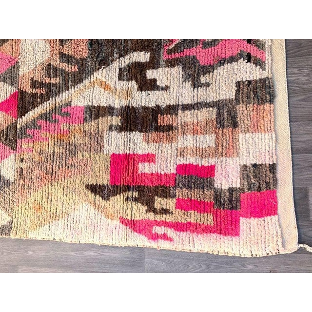 Berber Moroccan Rugs-5′10″ × 9′4″ For Sale - Image 6 of 9