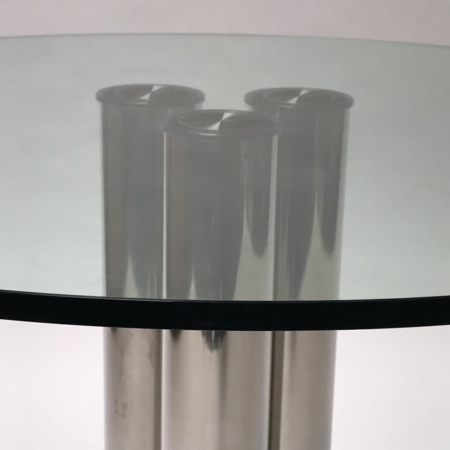 Marcuso Dining Table for Zanotta For Sale - Image 9 of 13