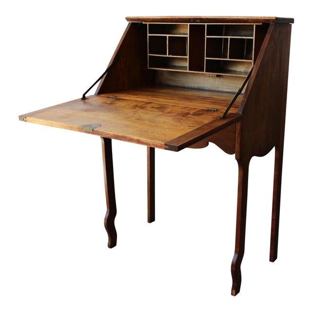Antique Slant Front Desk - Antique Slant Front Desk Chairish