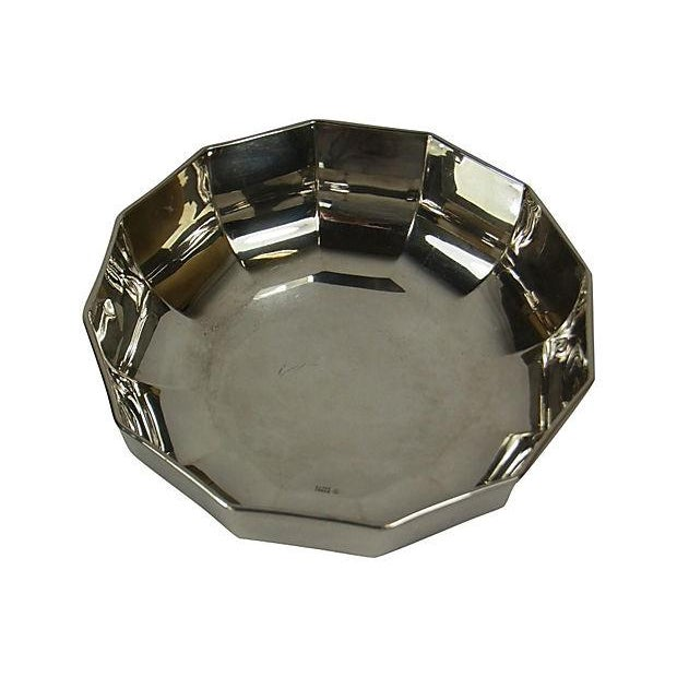 Vintage 1960's Silver Plated Bowl or Dish - Image 2 of 4