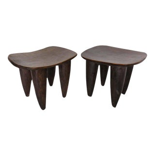 Antique African Senufo Tables or Stools For Sale
