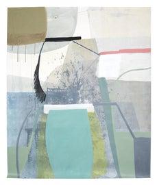 Image of Cornflower Blue Paintings