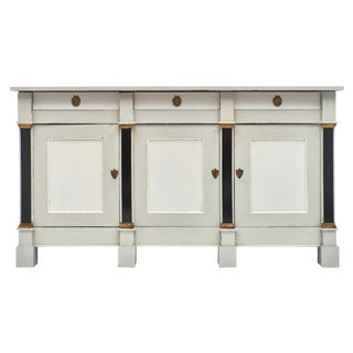 Directoire Style Antique French Buffet For Sale