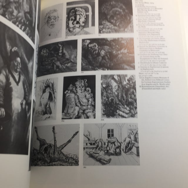 """""""German Expressionism 1915-1925"""" Art Book For Sale - Image 9 of 11"""