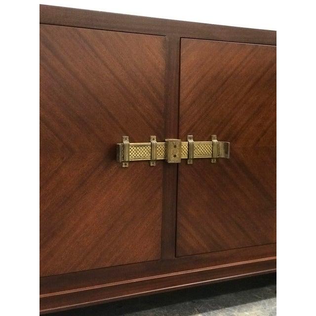 Tommi Parzinger for Charak Modern Sideboard/Credenza For Sale In Philadelphia - Image 6 of 12