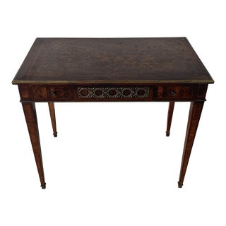 20th Century Americana Single Drawer Desk For Sale