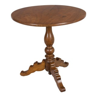 19th Century French Louis Philippe Gueridon Table