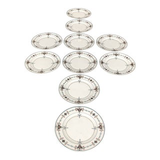 Regal Crest Lamberton Scammell China - Set of Ten For Sale