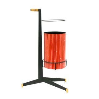 Modernist Italian Umbrella Stand, 1950s For Sale