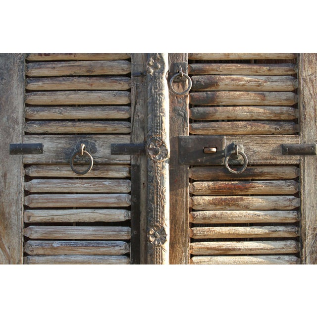 Antique 19th Century Hungarian Doors For Sale - Image 4 of 9