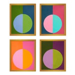 """Large """"Forevers Set of 4"""" Prints by Stephanie Henderson, 34"""" X 42"""""""