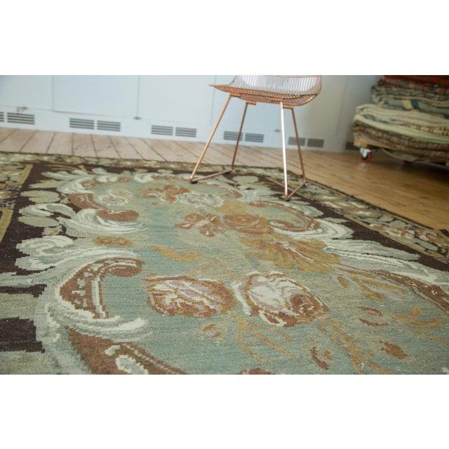 "Vintage Turkish Kilim Carpet - 6' x 8'9"" - Image 6 of 6"