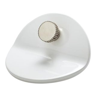 Nest Studio Collection Geo-01 Gloss White Knob For Sale