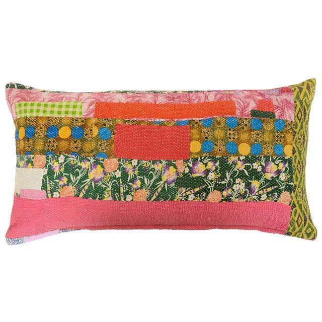 Boho Chic Boho Chic Jitterbug 2 Pillow For Sale - Image 3 of 4