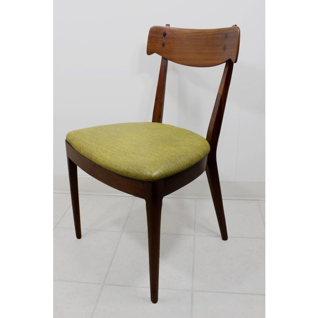 Mid 20th Century Kipp Stewart for Drexel Declaration Chairs - Set of 4 For Sale - Image 5 of 8