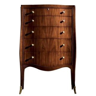 Bob Mackie for American Drew Leg Drawer Chest For Sale