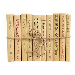 Modern Sandalwood ColorPak : Set of Decorative Books